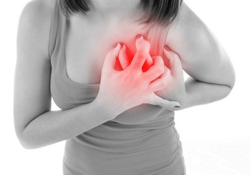 Điều trị đau tim khó thở