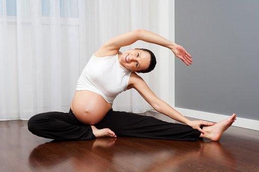 Thể dục nhẹ nhàng khi mang thai
