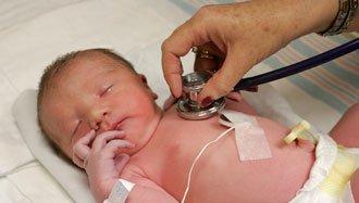 Bệnh xơ phổi ở trẻ sinh non