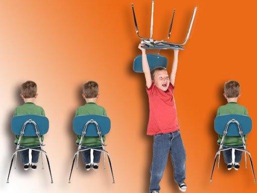 Rối loạn tăng động, giảm chú ý là chứng bệnh phổ biến ở trẻ nhỏ