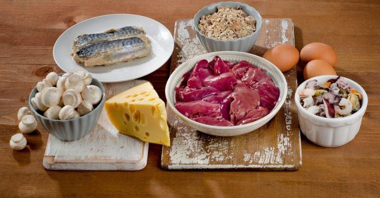 12 loại thực phẩm hàng đầu có nhiều vitamin B12