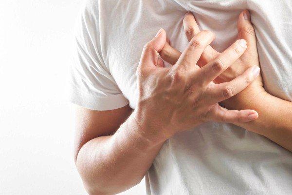 Ép tim khó thở