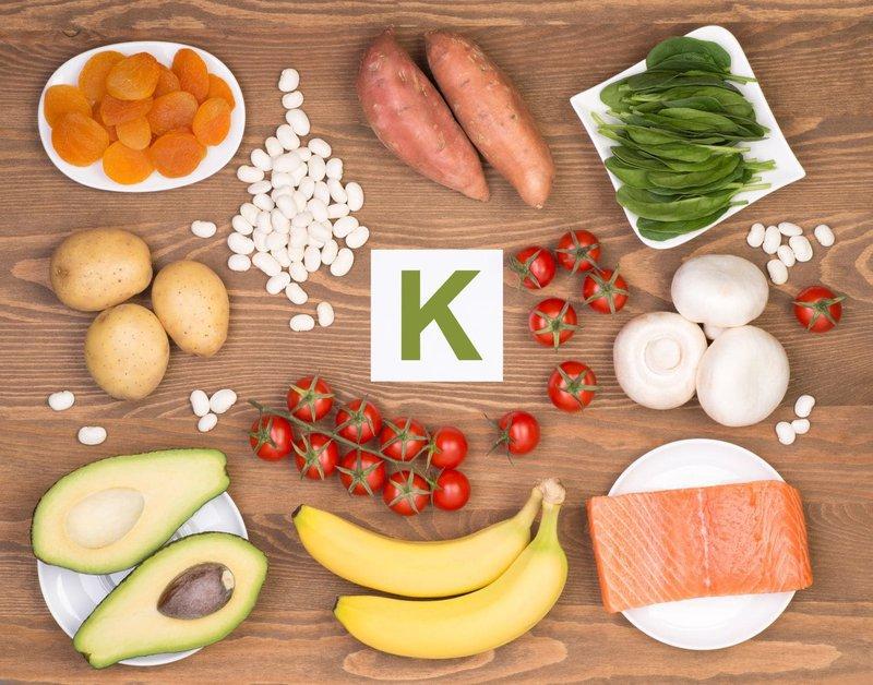 Thực phẩm giàu Kali tốt cho bệnh nhân mắc bệnh hở van tim