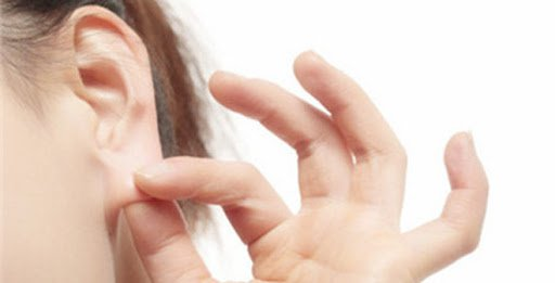 Hạch sau tai