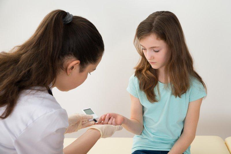 Đái tháo đường ở trẻ em liên quan đến yếu tố di truyền và tự miễn