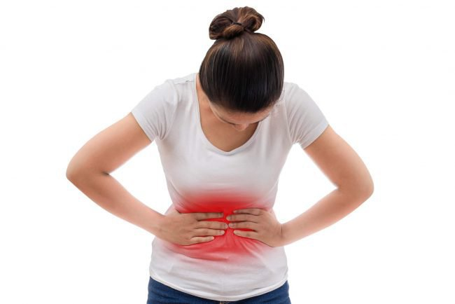 Đau bụng sau khi hút thai lưu
