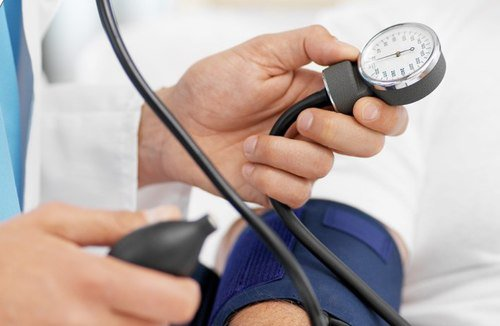 Huyết áp 109/71 mmHg ở tuổi 47