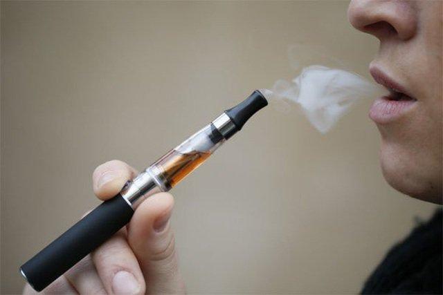 Thuốc lá điện tử có ảnh hưởng nặng nề tới phổi