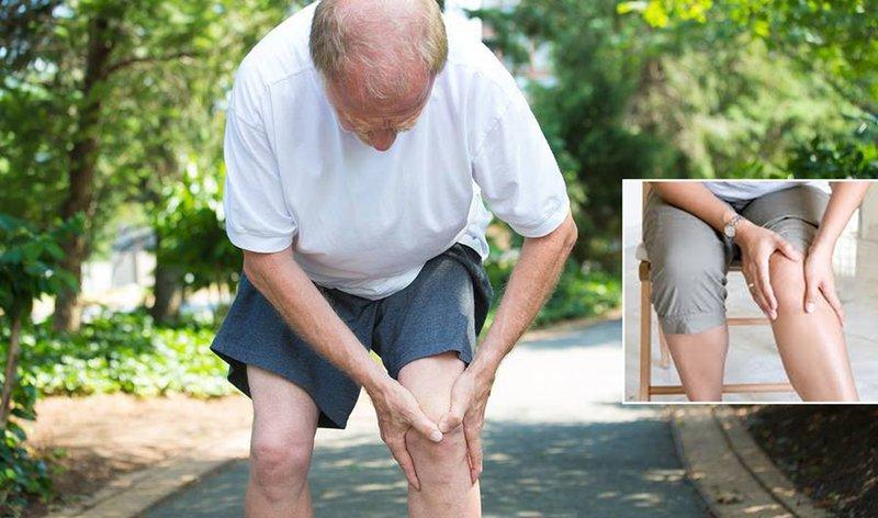 Tổn thương dây chằng chéo trước do người già thay đổi tư thế đột ngột