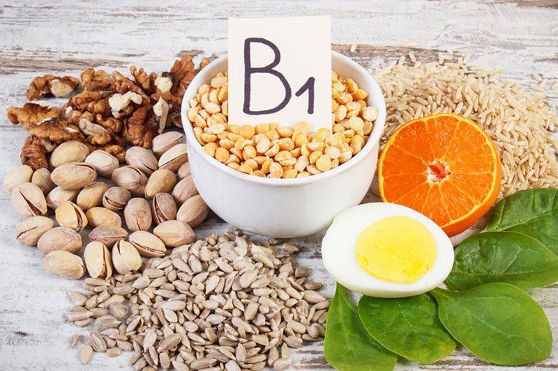 Biểu hiện thiếu vitamin B1 ở trẻ em và cách khắc phục