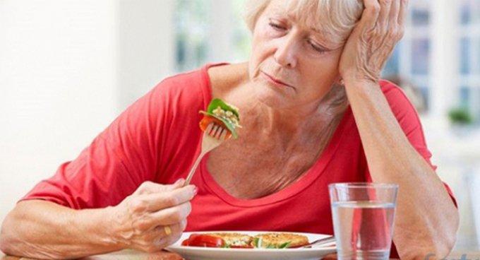 Rối loạn tiêu hóa gây nên tình trạng chán ăn