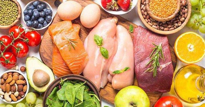 Taurine có mặt trong hầu hết các thực phẩm động vật