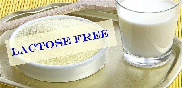 Sữa không chứa Lactose