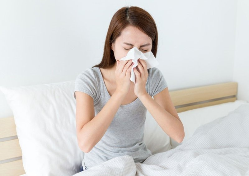 Tại sao nhiều người hay bị chảy nước mũi khi thời tiết thay đổi
