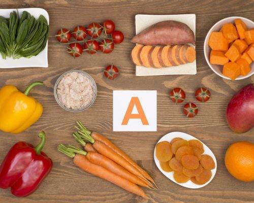 Chế độ dinh dưỡng giàu vitamin A giúp tăng sức đề kháng