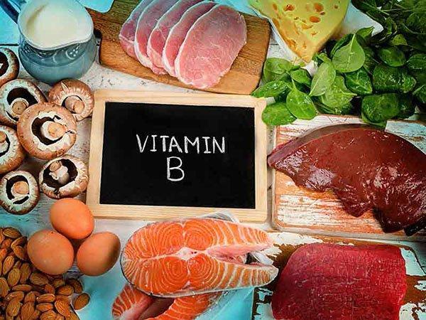 Triệu chứng thiếu vitamin B