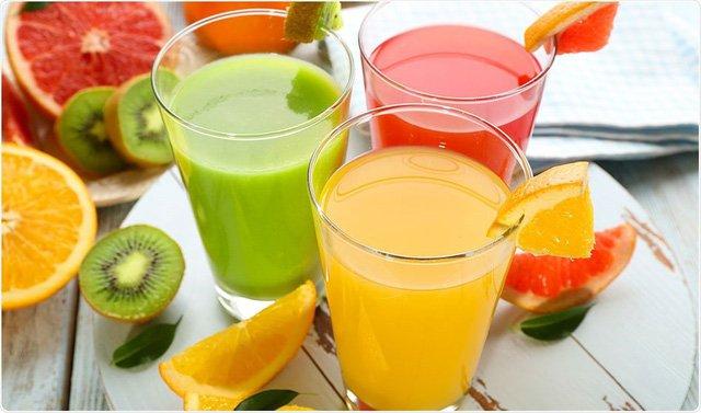 Nước ép trái cây có liên quan đến bệnh tiểu đường
