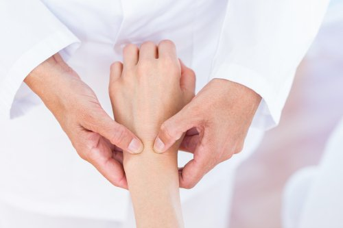 Vật lý trị liệu cổ tay