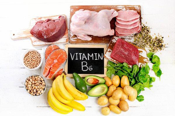 Các thực phẩm giàu Vitamin B6 | Vinmec