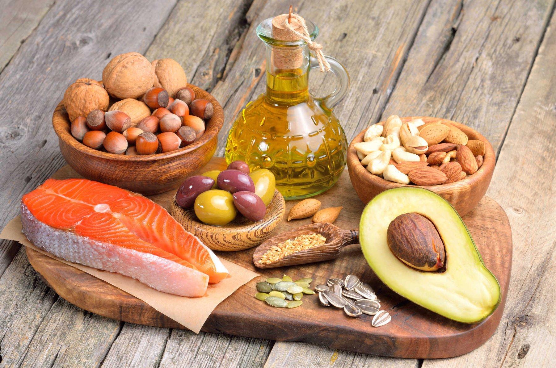 Lượng Calories hấp thụ vào cơ thể mỗi ngàyphải có20-30% từ chất béo!