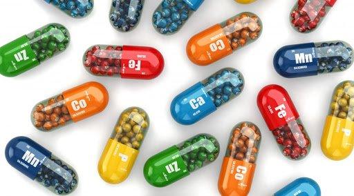 Vitamin dạng viên thường khó nuốt