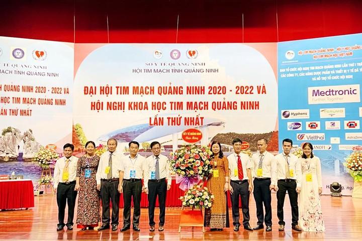 Bác sĩ Vinmec Hạ Long báo cáo tại Đại hội khoa học tim mạch Quảng Ninh
