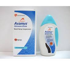 Thuốc xịt Avamys