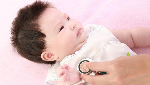 Viêm phổi sơ sinh