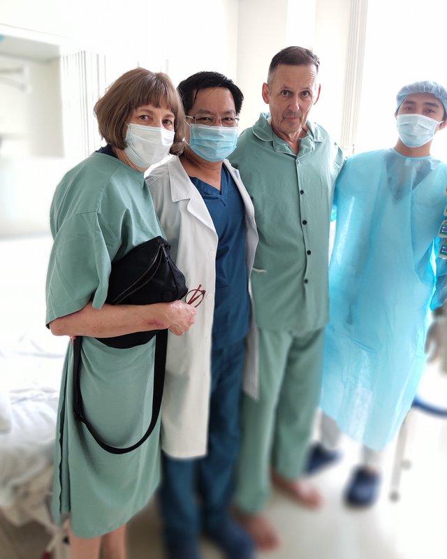 Các bác sĩ Vinmec Đà Nẵng đã cứu sống chồng tôi khỏi cơn nguy kịch