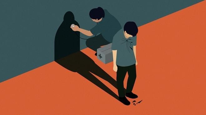 Sự hình thành bệnh trầm cảm
