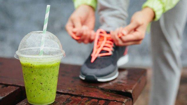 Nên ăn gì trước khi chạy