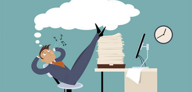 Kết quả hình ảnh cho Tránh trì hoãn công việc