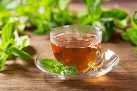 trà bạc hà