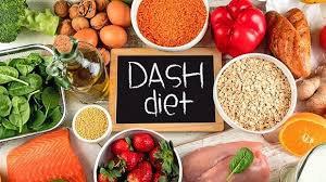 chế độ ăn DASH