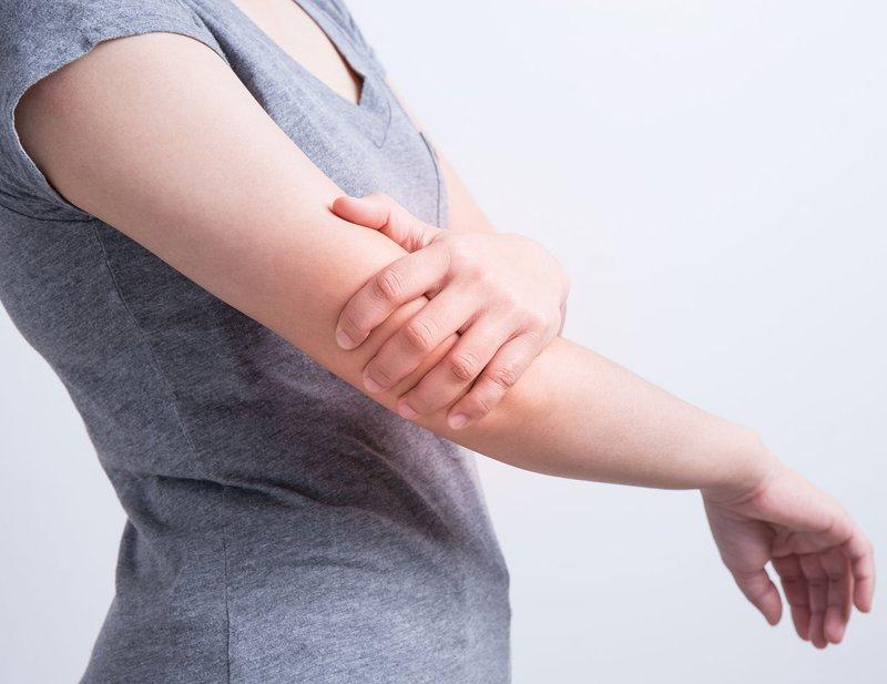 gãy thân xương cánh tay