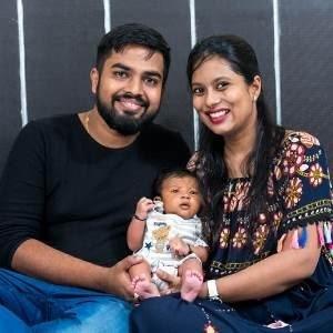 Tái sinh với tế bào gốc – câu chuyện của cô bé Shanaya