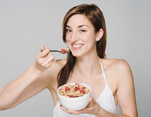 giảm cân ngũ cốc