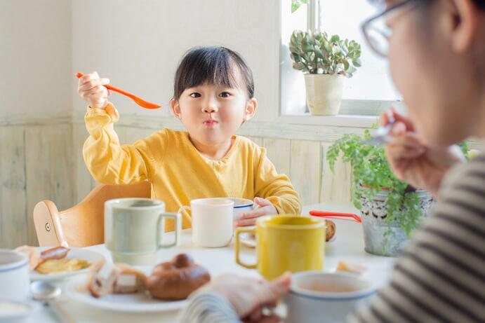 bữa sáng lành mạnh cho trẻ em