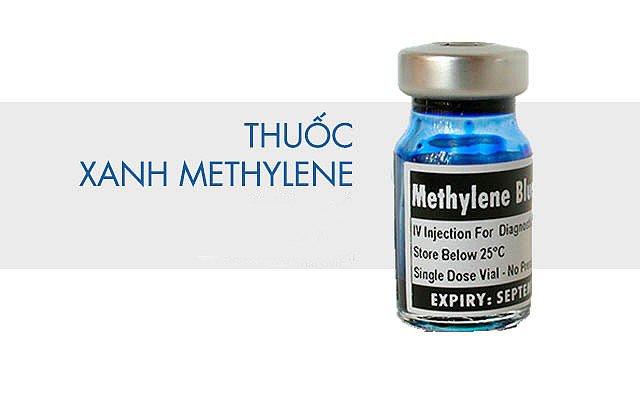 thuốc xanh Methylen