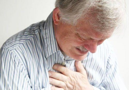 Đau ngực, khó thở là biểu hiện điển hình của block nhánh phải ở tim