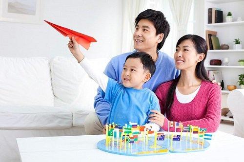 Bạn đã sẵn sàng để nuôi dạy con cái?