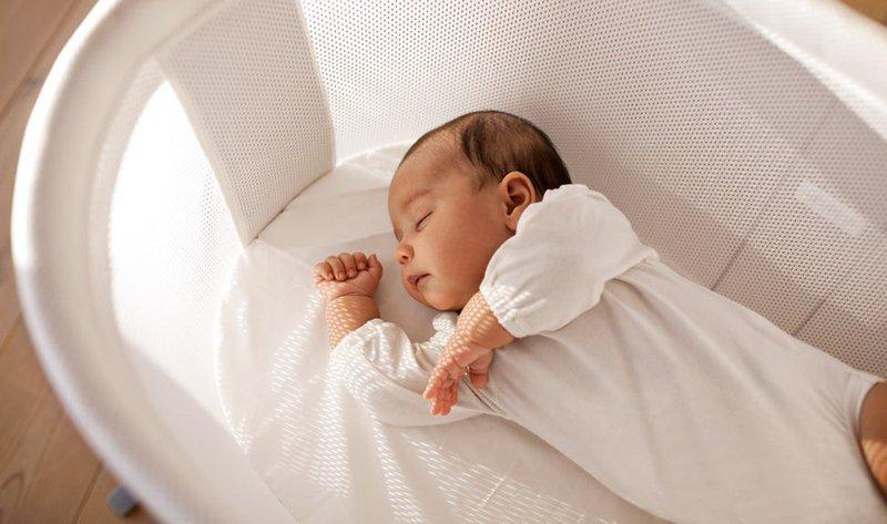 Cách đảm bảo trẻ sơ sinh ngủ an toàn