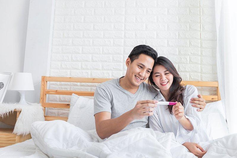 Quan hệ đúng thời điểm tăng cơ hội mang thai