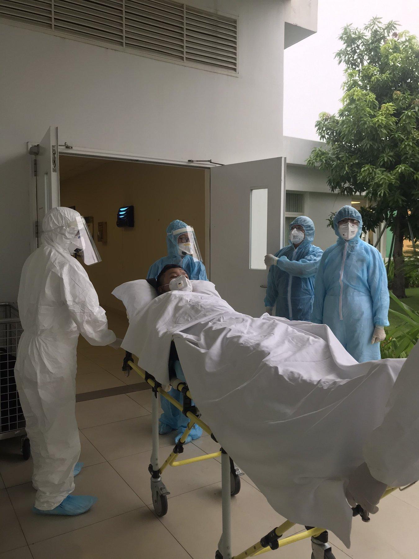 Vinmec Đà Nẵng tiếp nhận điều trị các ca bệnh từ bên ngoài