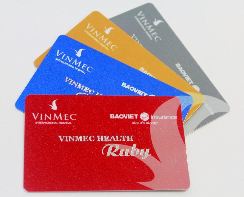 Các thẻ Bảo hiểm Bảo Việt đang có mặt tại bệnh viện Vinmec