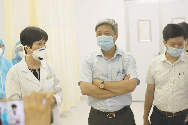 Công tác phòng dịch tại Vinmec Đà Nẵng