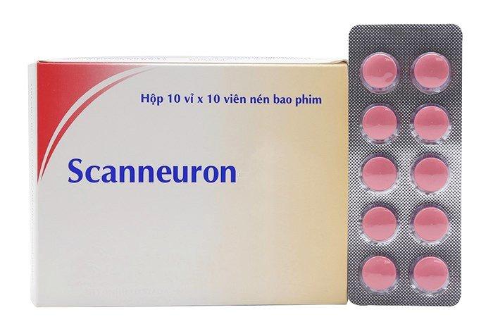 Thuốc Scanneuron