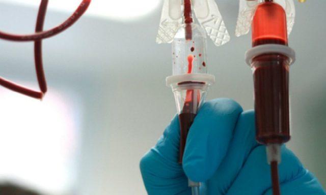 Điều trị băng huyết bằng phương pháp truyền máu