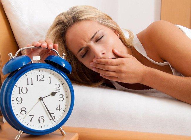 Thiếu ngủ là một trong những nguyên nhân gây ra trầm cảm