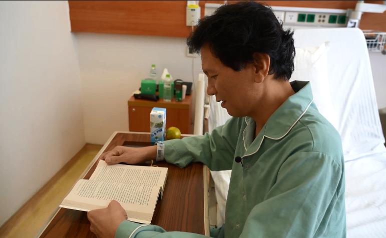 Cứu sống bệnh nhân ung thư phổi giai đoạn cuối nguy kịch bằng thuốc đích thế hệ mới